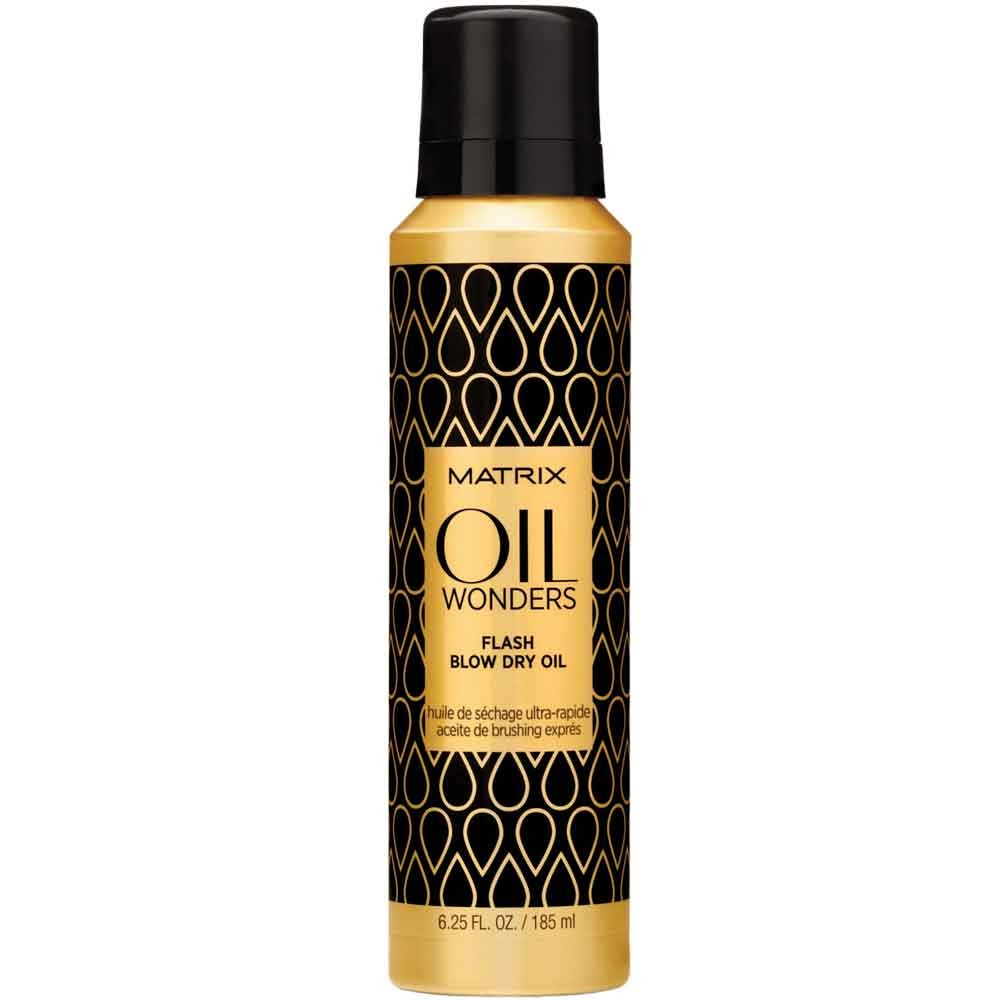 Matrix Oil Wonders Flash Blow Dry Oil 185 ml
