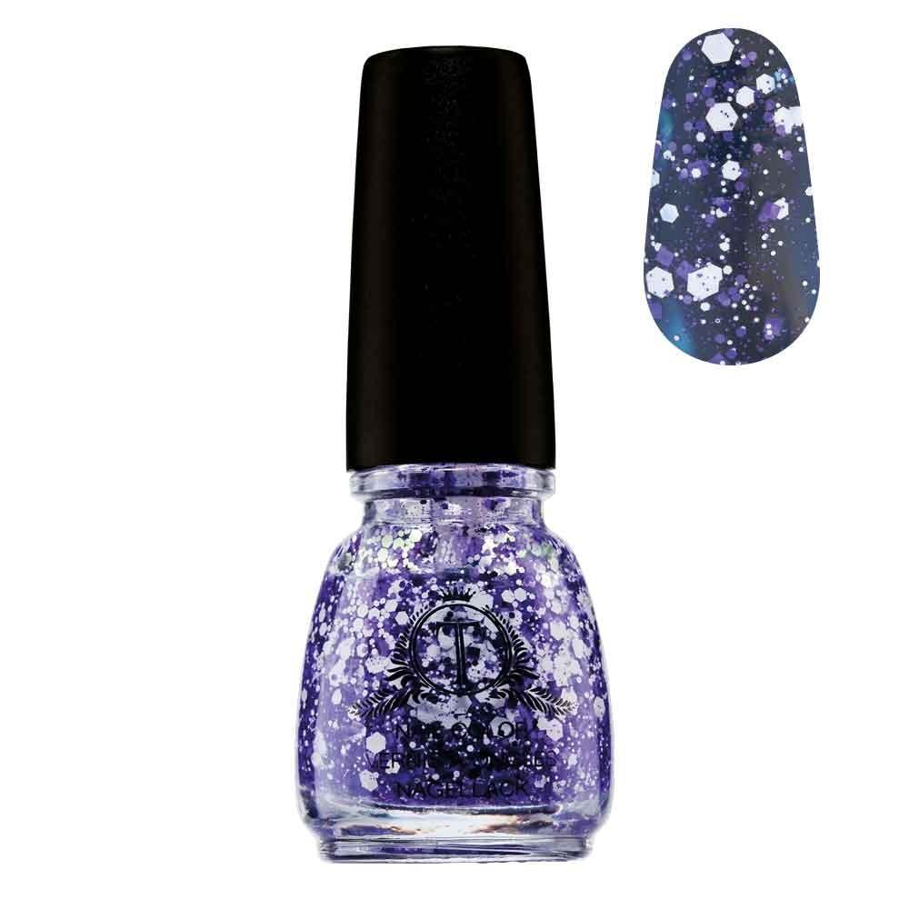 Trosani Glitter Queen Westminster Purple 17 ml
