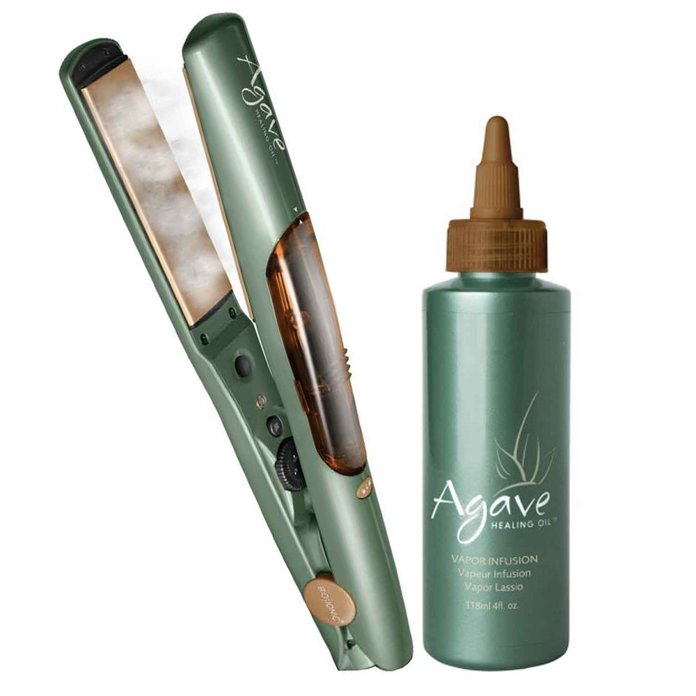 Agave Healing Iron with Infusion & 2 Cartridges