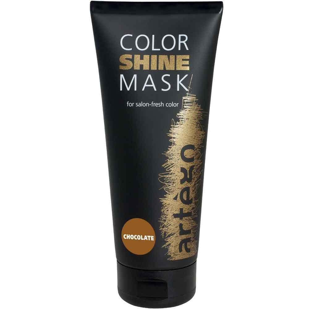 artego color shine mask chocolate 200 ml g nstig kaufen hagel online shop. Black Bedroom Furniture Sets. Home Design Ideas