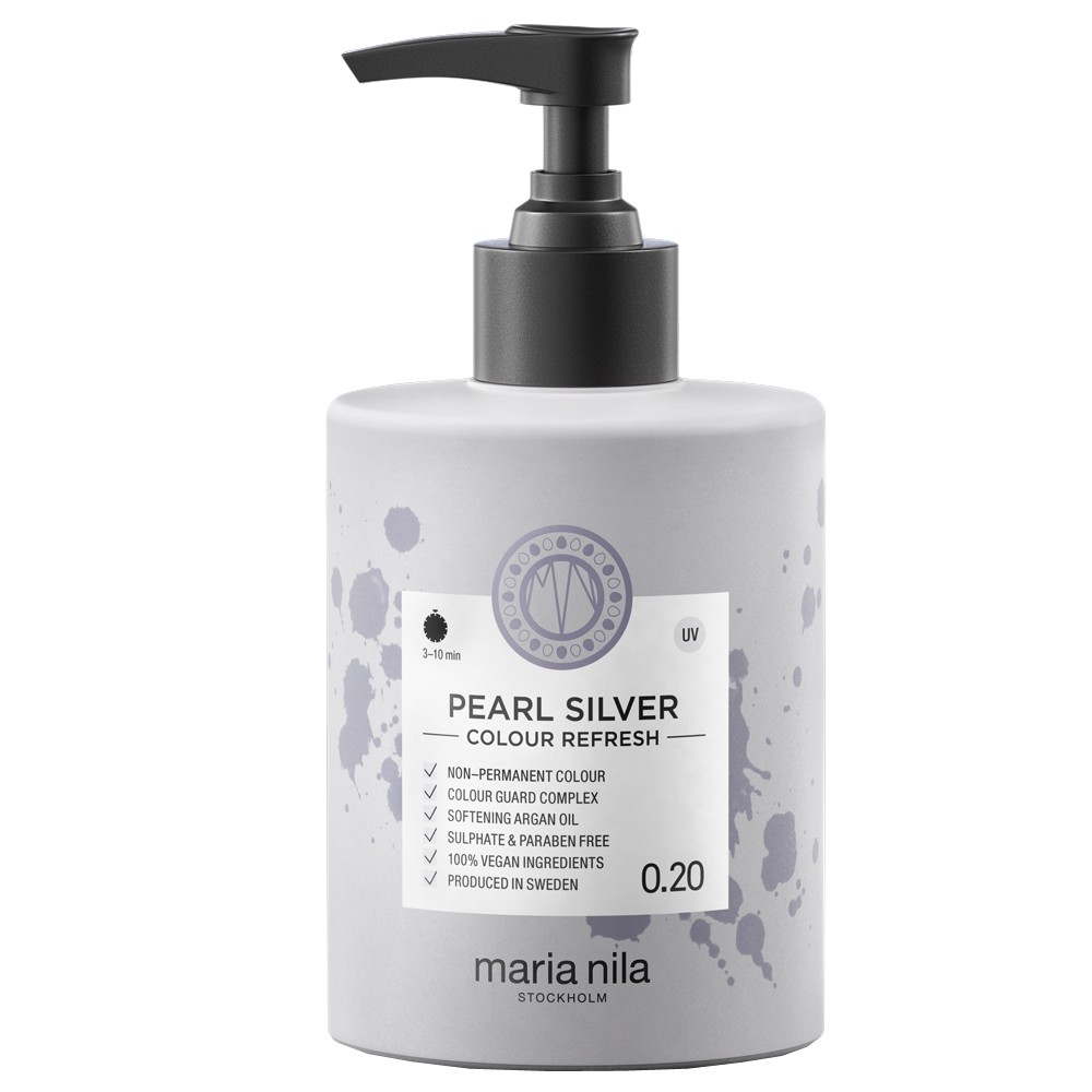 Maria Nila Colour Refresh 0.20 Pearl Silver 300 ml
