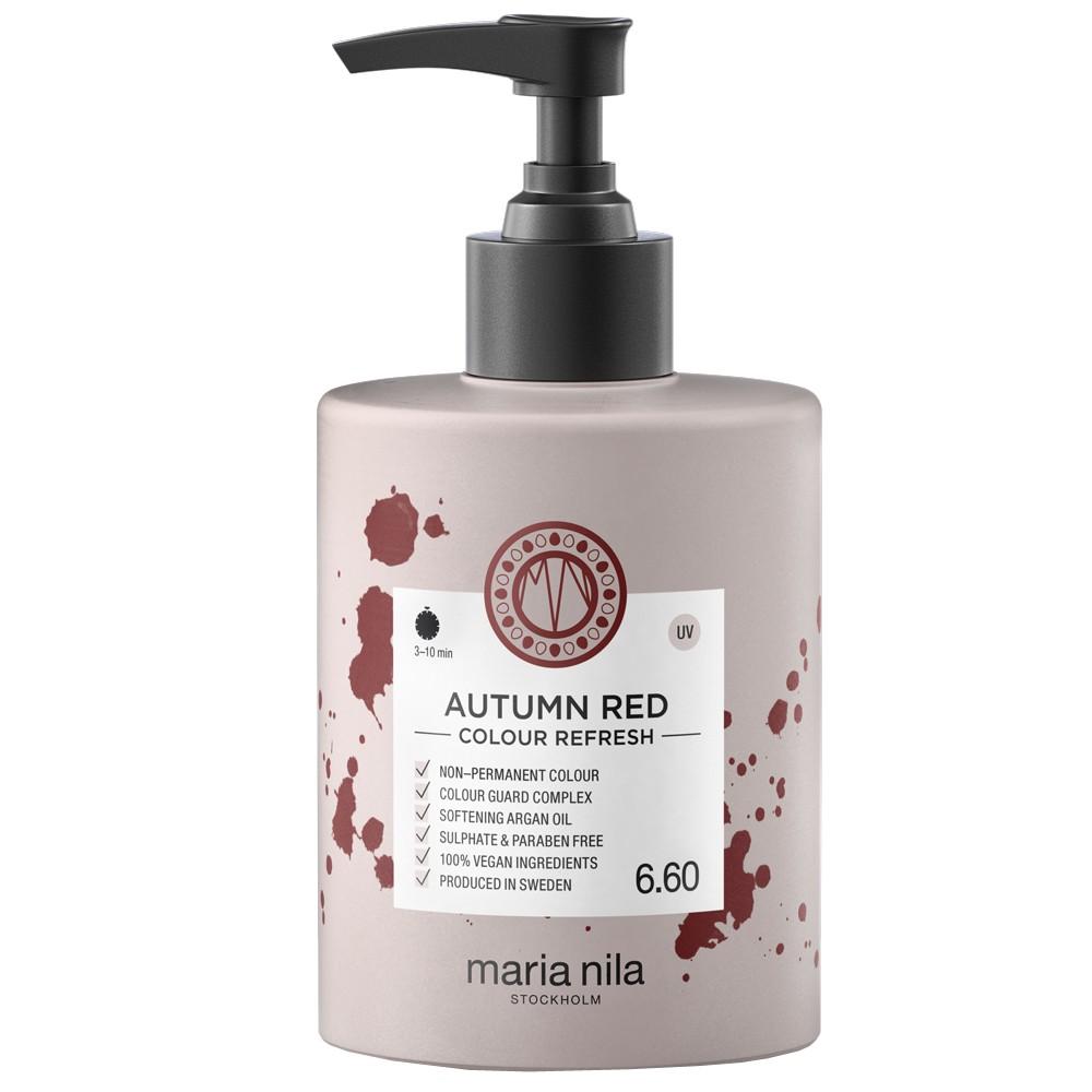 Maria Nila Colour Refresh 6.60 Autumn Red 300 ml