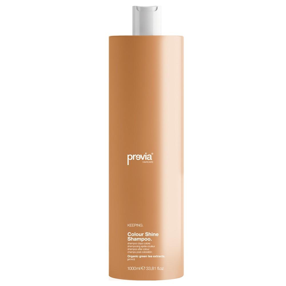 Previa Keeping Colour Shine Shampoo 1000 ml