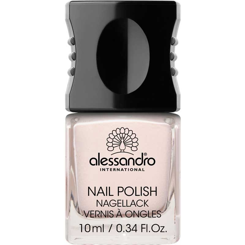 alessandro International Nagellack 05 Sparkly Champagne 10 ml