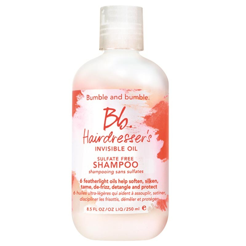 Bumble & Bumble Hairdresser's Invisible Oil Sulfate Free Shampoo 250 ml