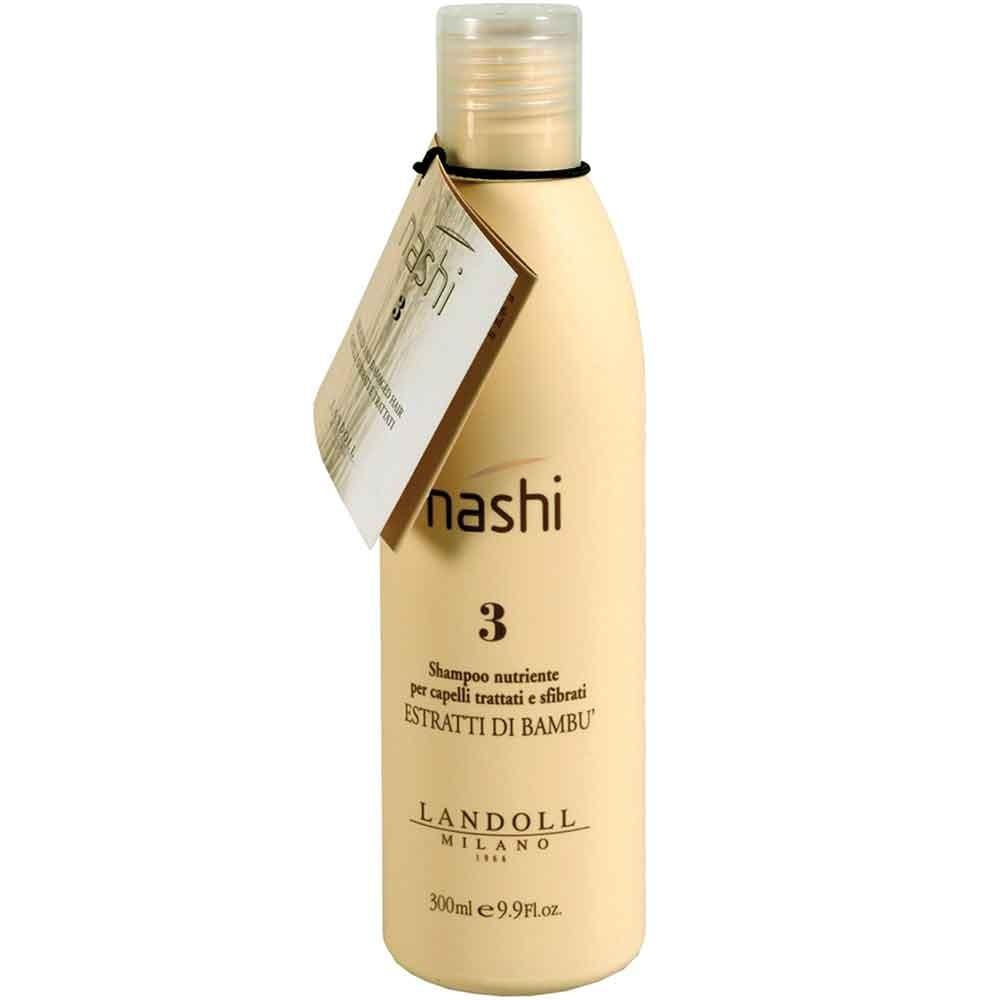 Nashi 3 Nährendes Pflegeshampoo 300 ml