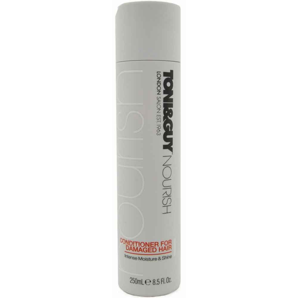 TONI&GUY Nourish Conditioner for Damaged Hair 250 ml