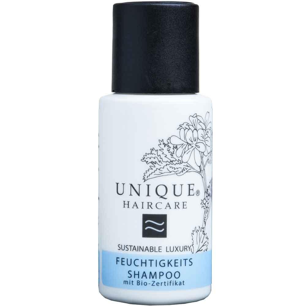 Unique Beauty Haircare Feuchtigkeits Shampoo 50 ml