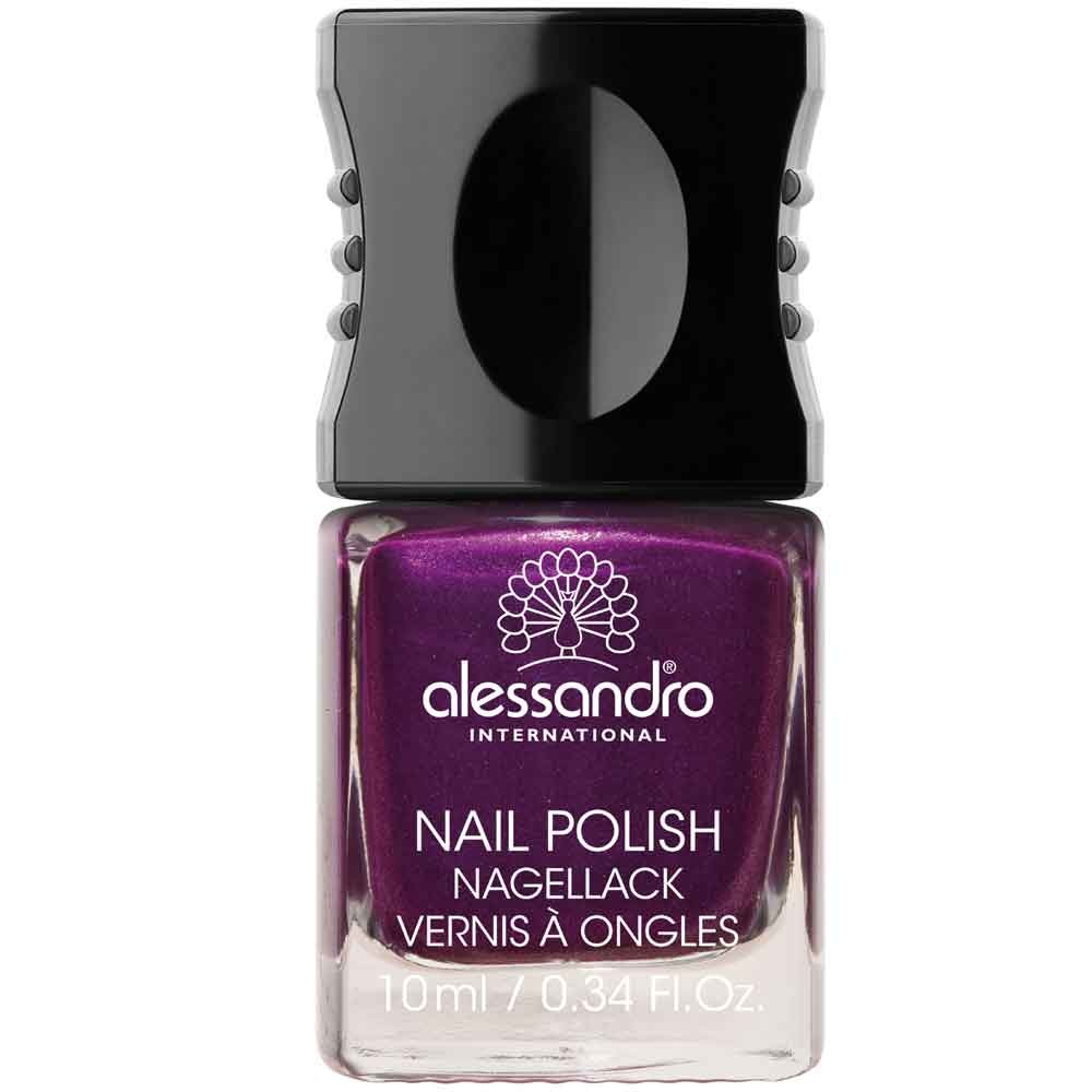 alessandro International Nagellack 46 Pearly Violet 10 ml