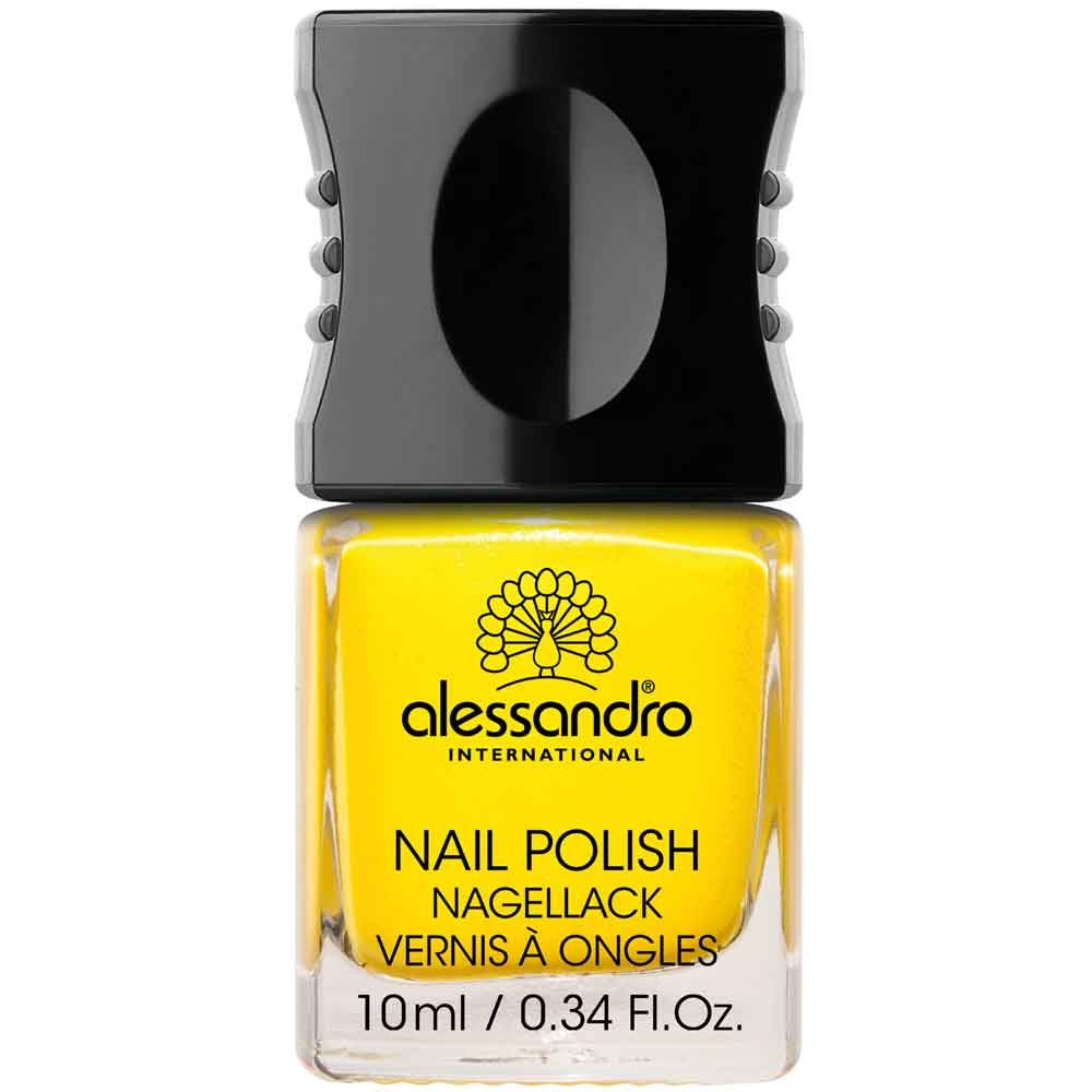 alessandro International Nagellack 64 Sparkling Lime 10 ml