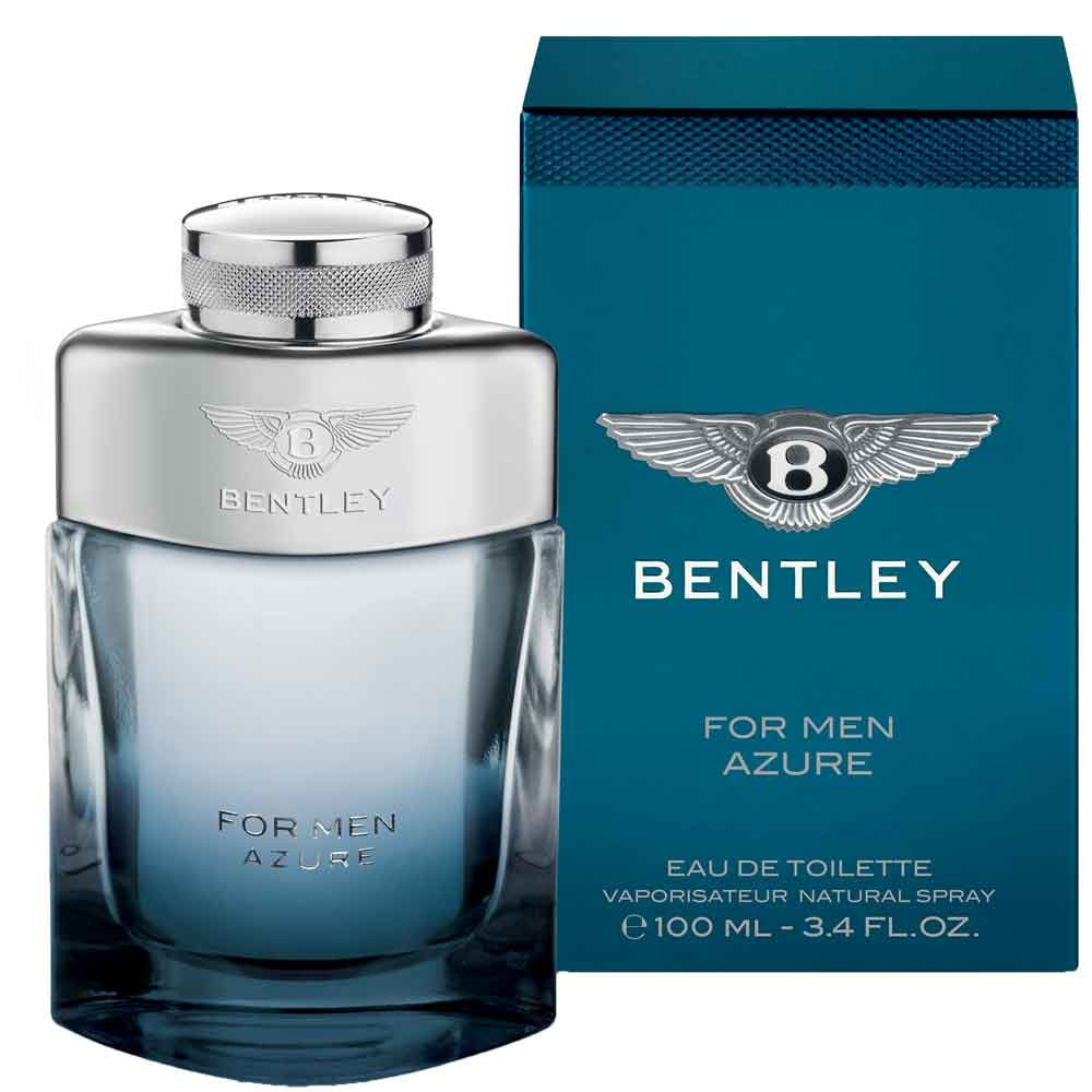 Bentley for Men AZURE EdT Natural Spray 100 ml