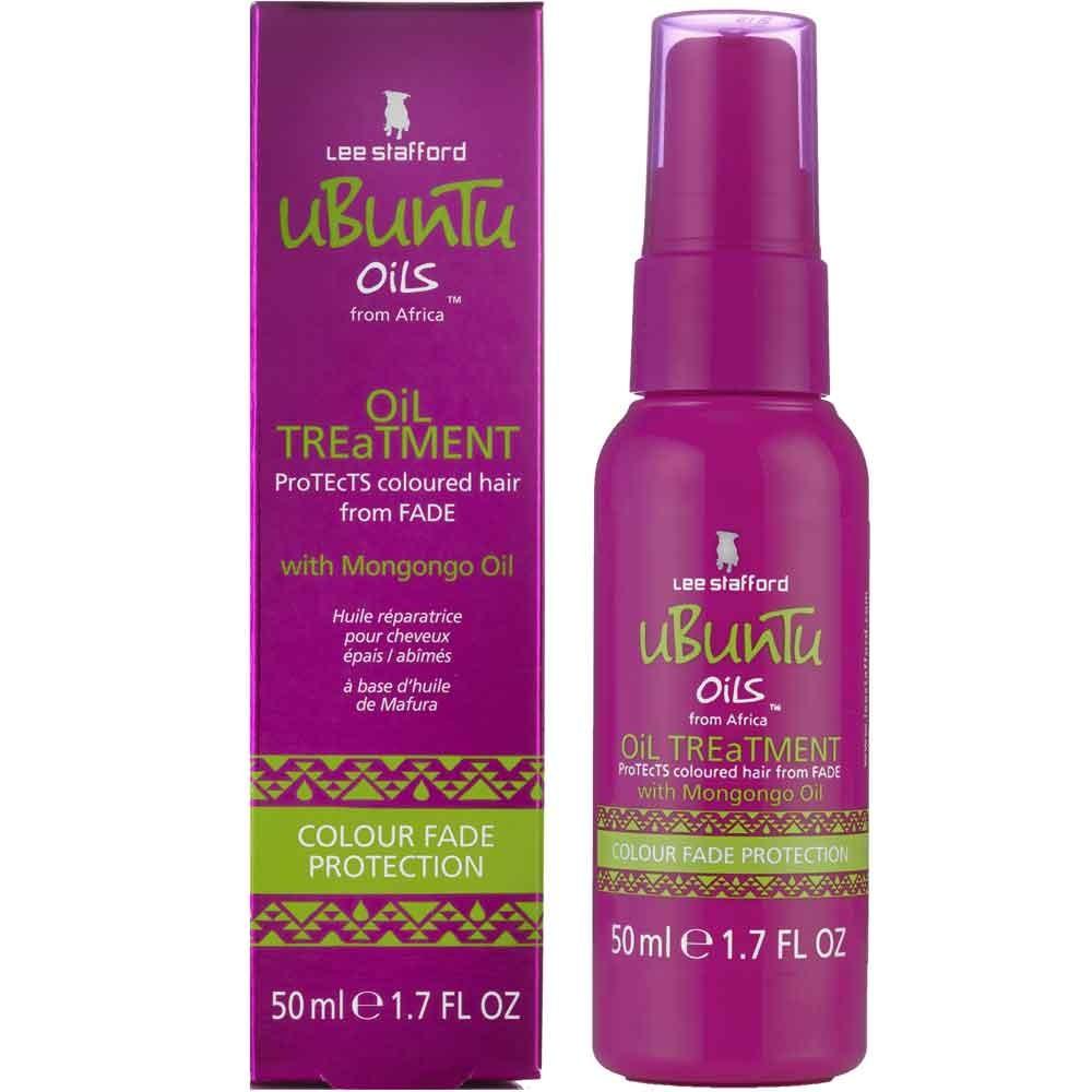 Lee Stafford Ubuntu Oils Colour Fade Protection Oil 50 ml