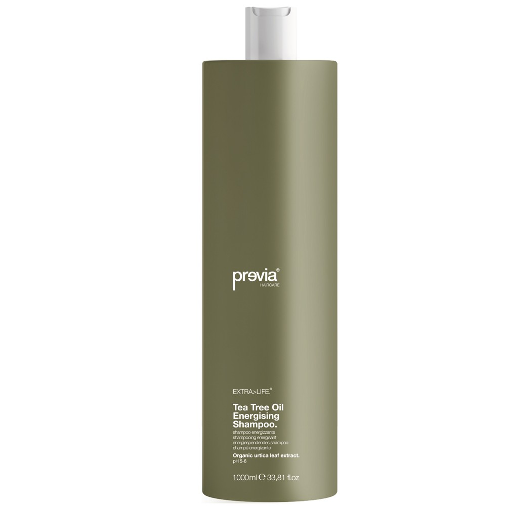 Previa Tea Tree Oil Energising Shampoo 1000 ml
