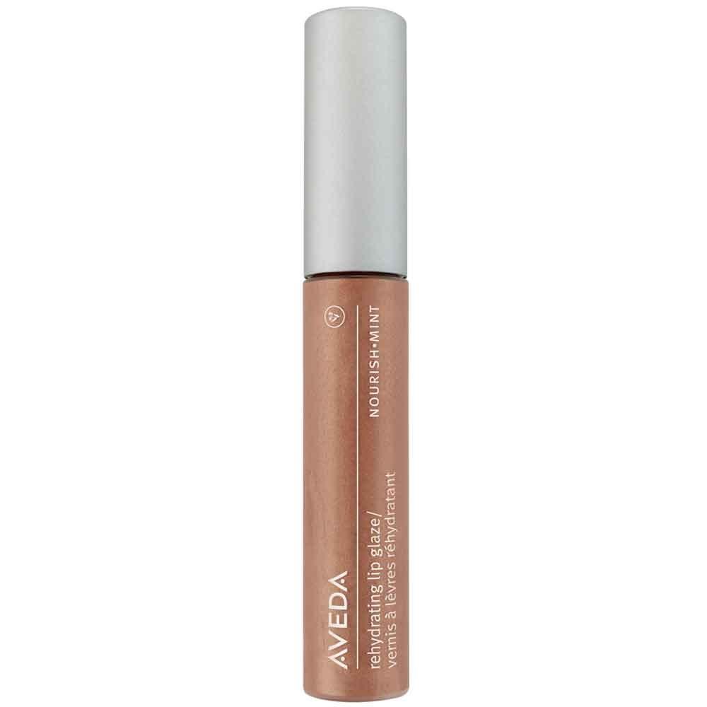 AVEDA Nourish-Mint Rehydrating Lip Glaze Morning Rose 461 7 ml