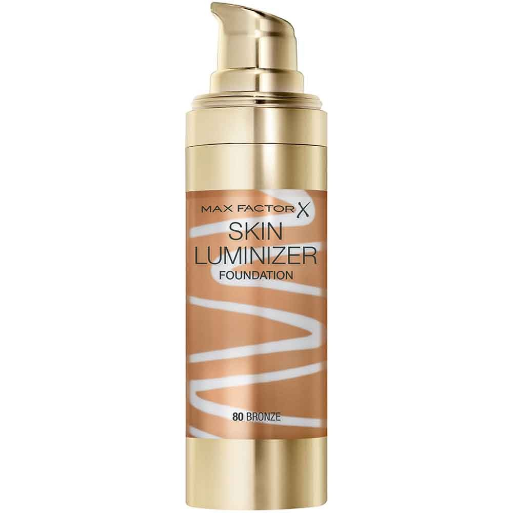 Max Factor Skin Luminizer Foundation 80 Bronze 30 ml