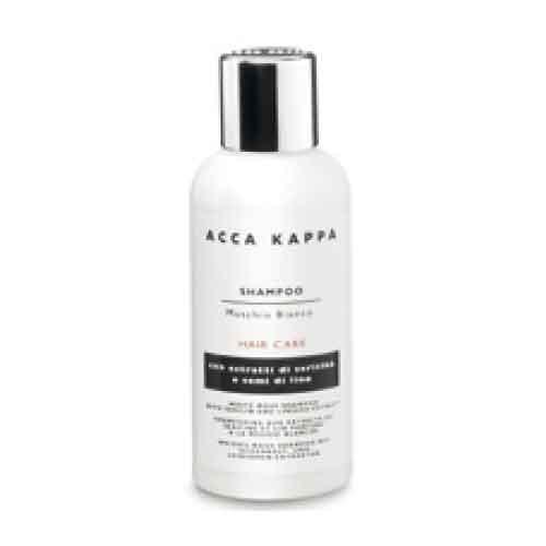 Acca Kappa White Moss Travel Shampoo 50 ml