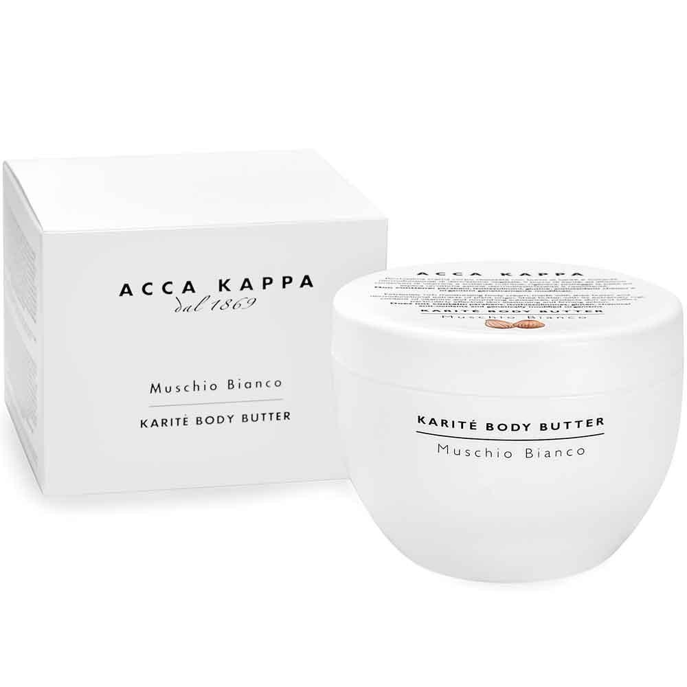 Acca Kappa White Moss Karité Body Butter 200 ml