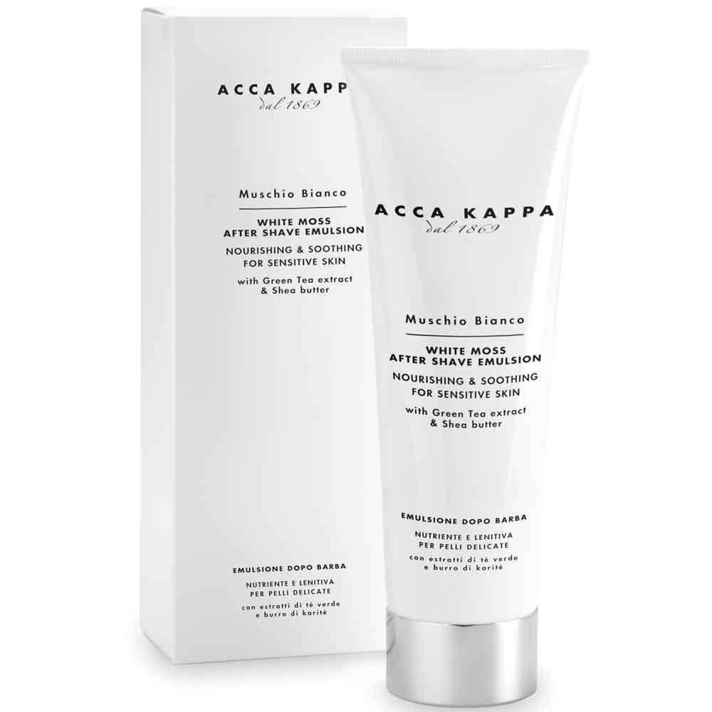 Acca Kappa White Moss After Shave Emulsion 125 ml