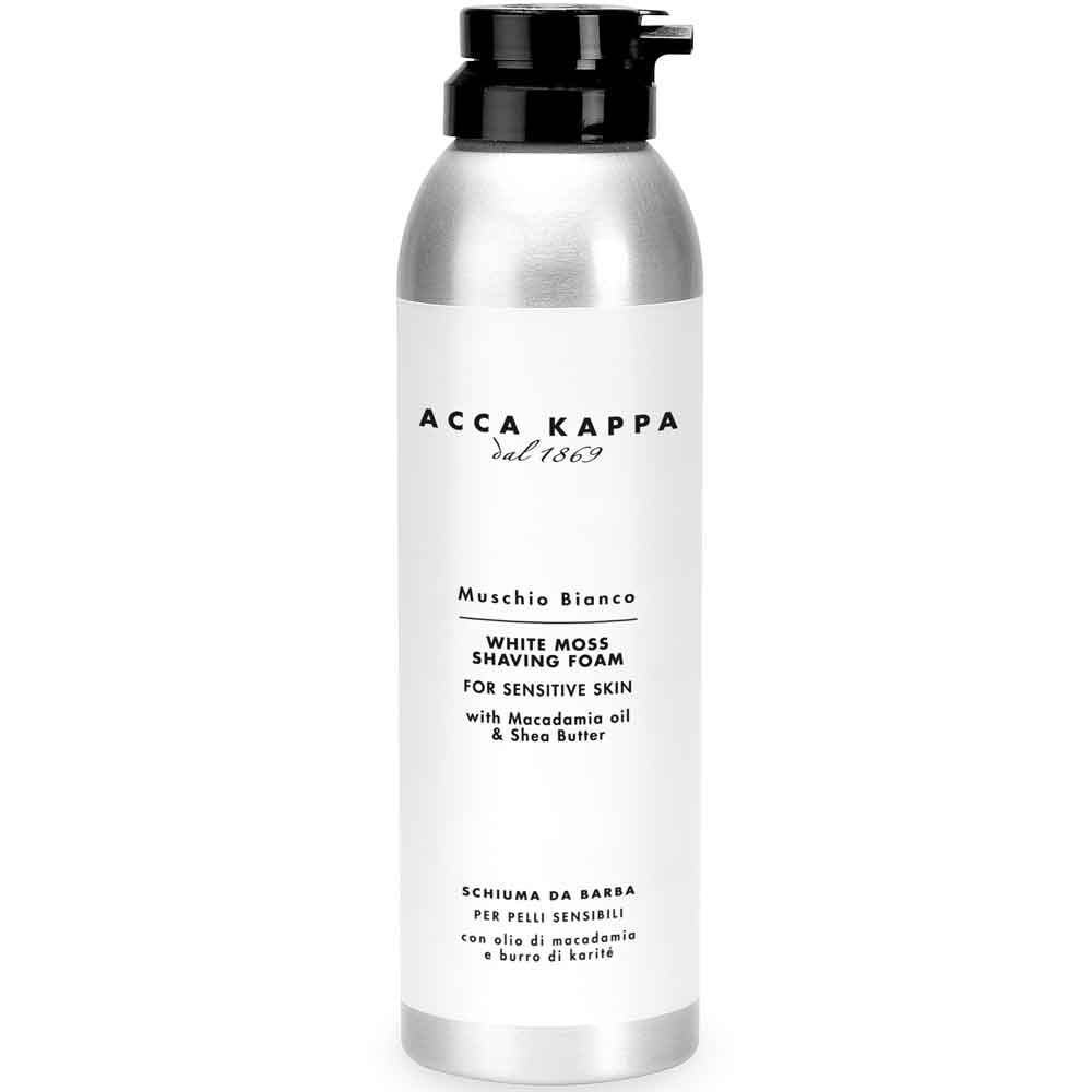 Acca Kappa White Moss After Shave Foam 200 ml
