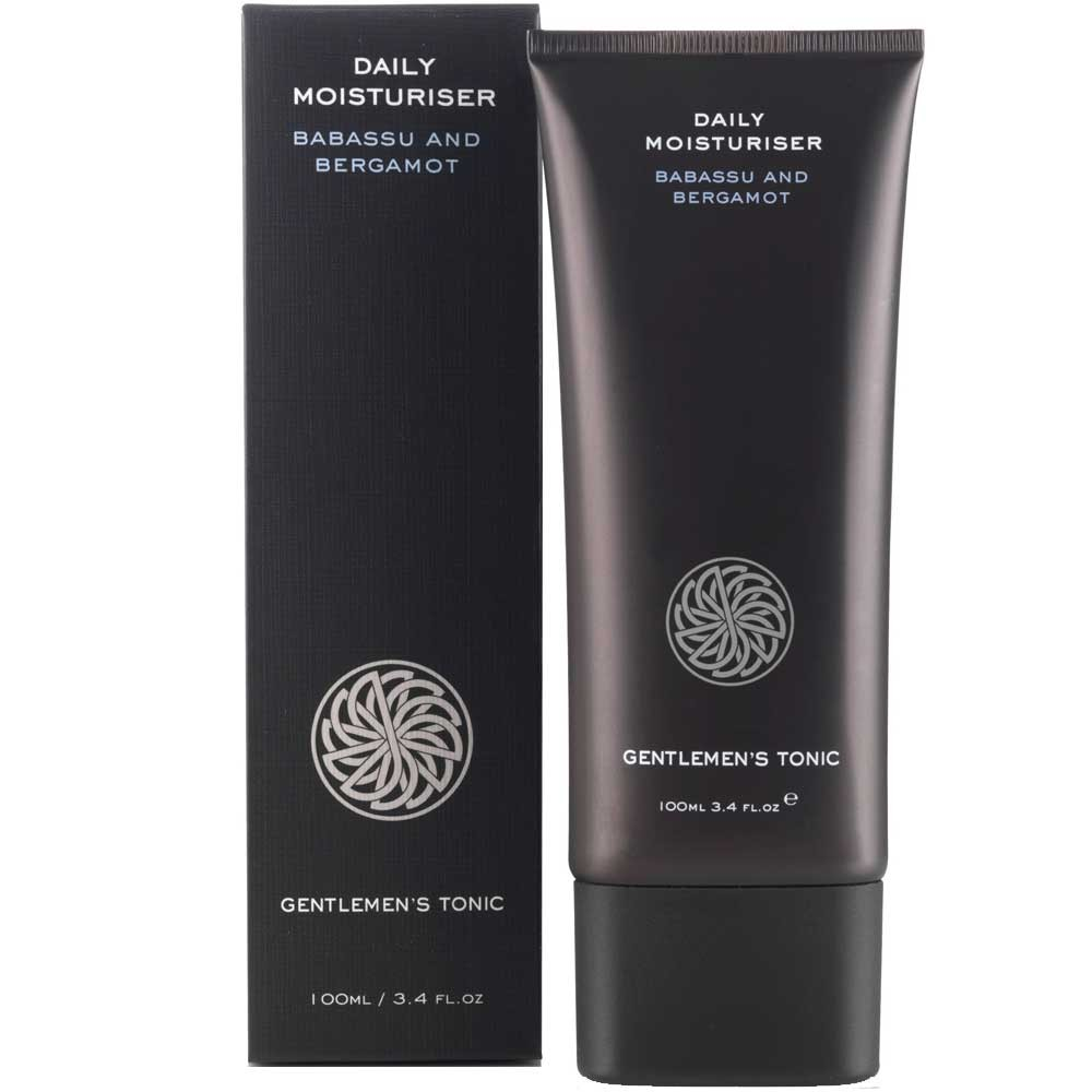 Gentlemen's Tonic B&B Daily Moisturiser 100 ml