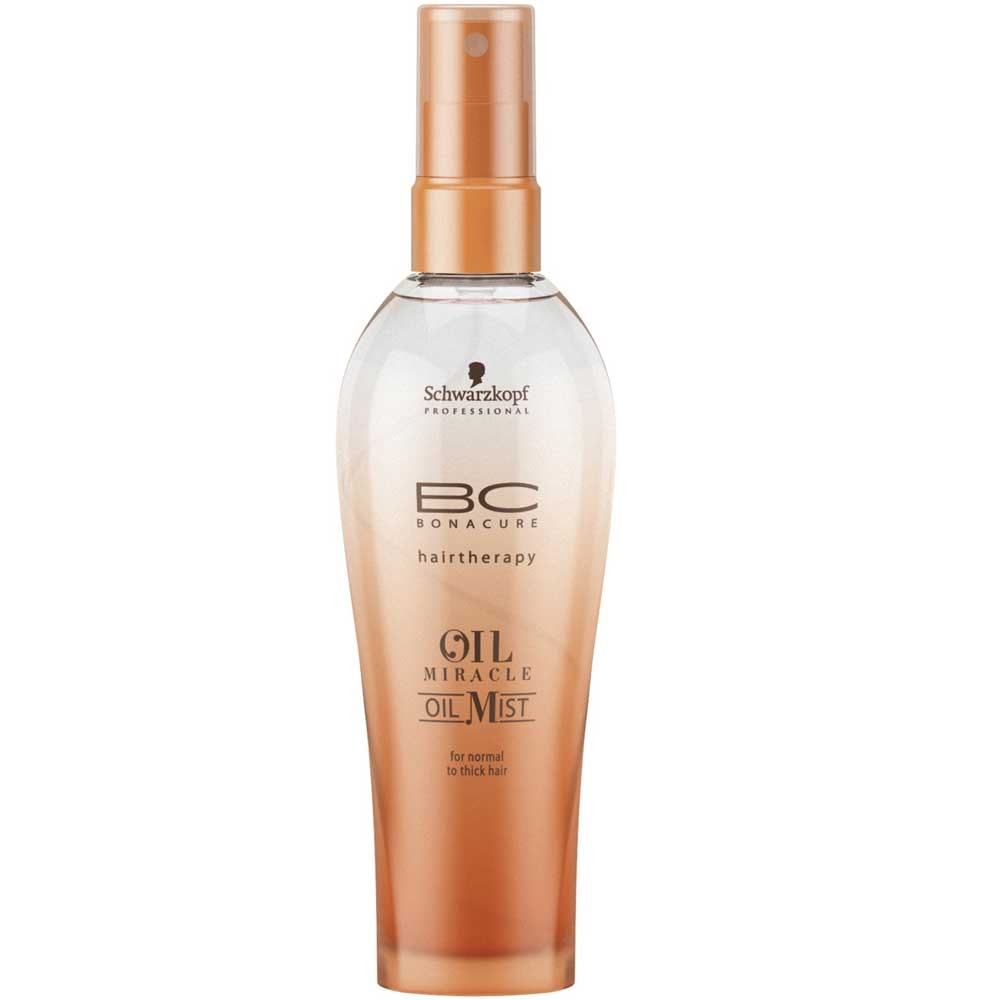 Schwarzkopf BC Bonacure Oil Miracle Öl Nebel für dickes Haar 100 ml