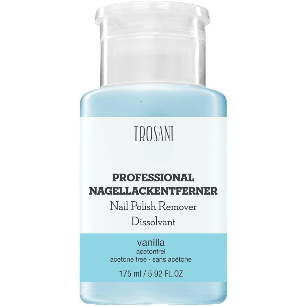 Trosani Nagellackentferner Vanille 175 ml