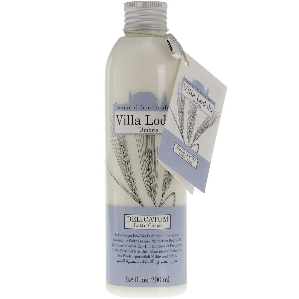 Villa Lodola Delicatum Latte Corpo 200 ml
