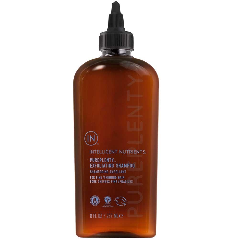 Intelligent Nutrients PurePlenty Exfoliating Shampoo 237 ml