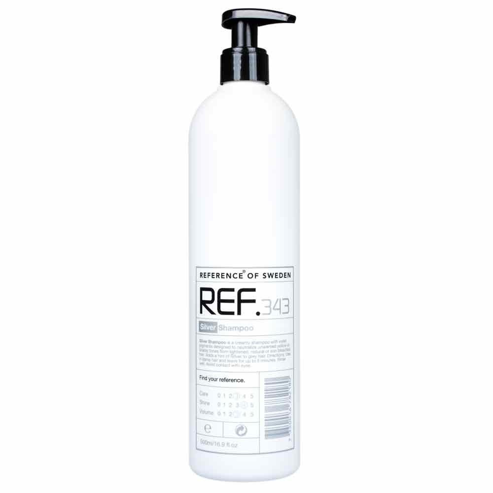 REF. 343 Silver Shampoo 500 ml