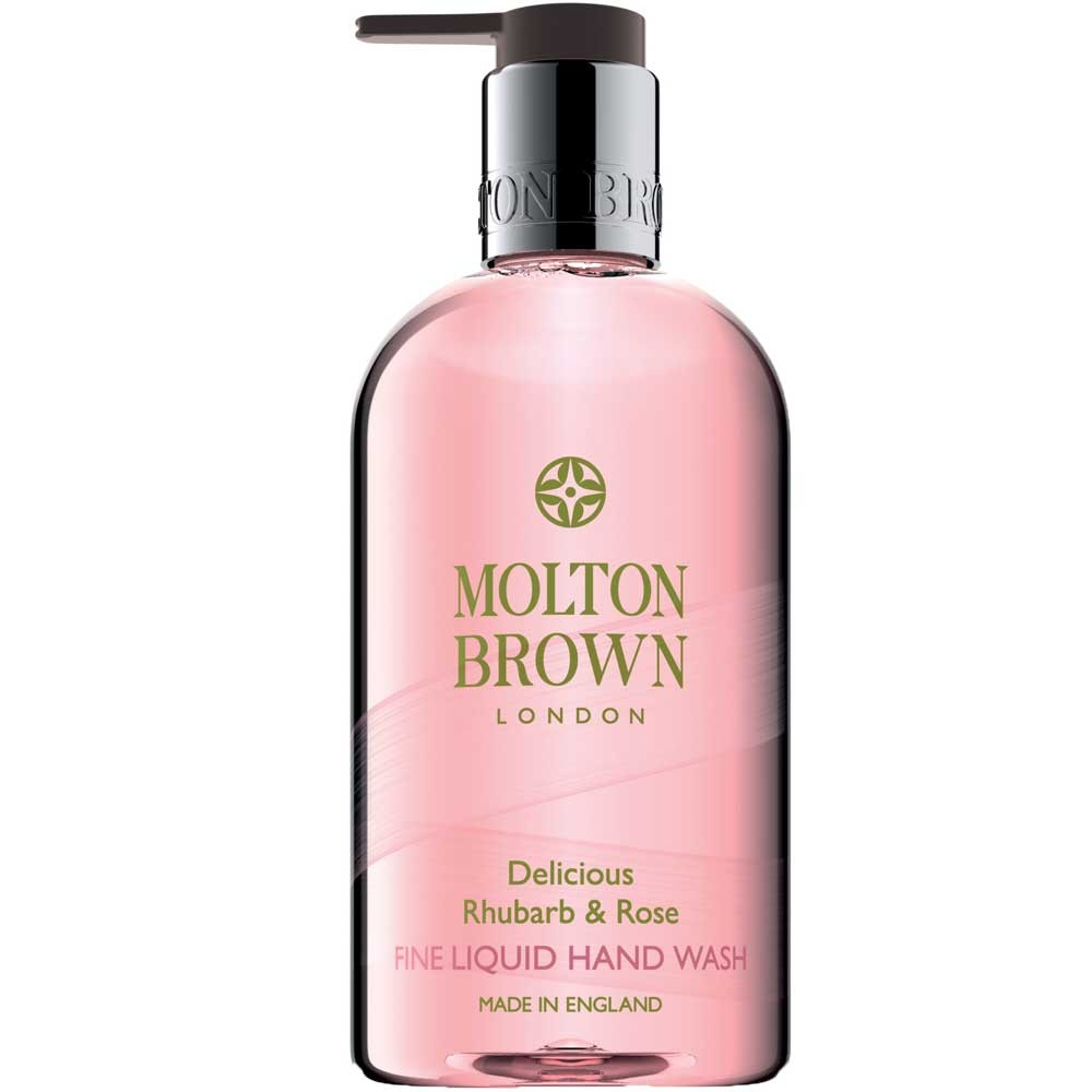 Molton Brown Delicious Rhubarb & Rose Hand Wash 300 ml