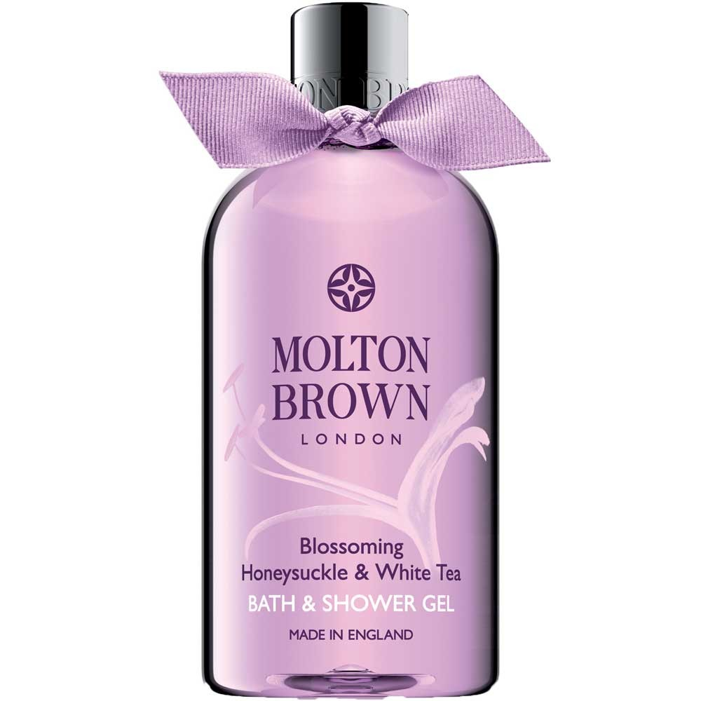 Molton Brown Blossoming Honeysuckle & White Tea Bath & Shower Gel 300 ml