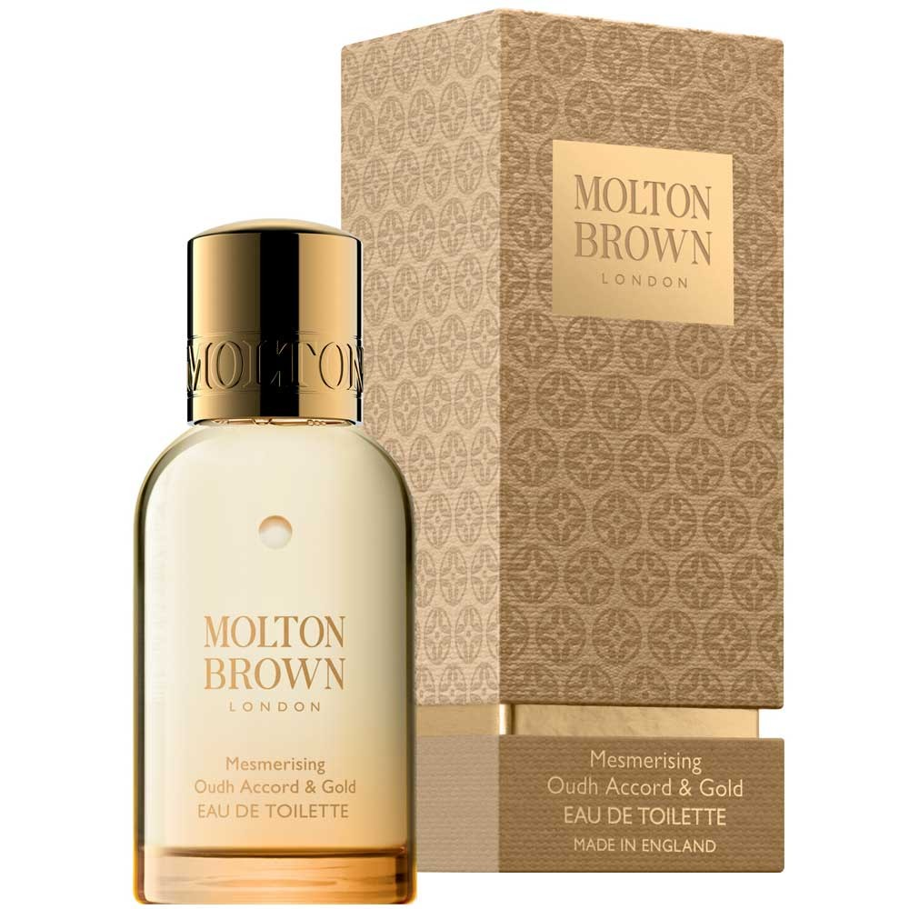 Molton Brown Mesmerising Oudh Accord & Gold Eau de Toilette 50 ml