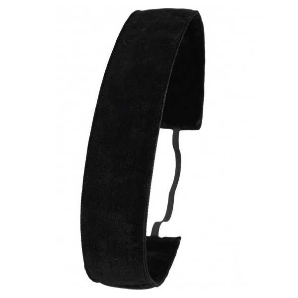 Ivybands Schwarz Extra Breites Haarband