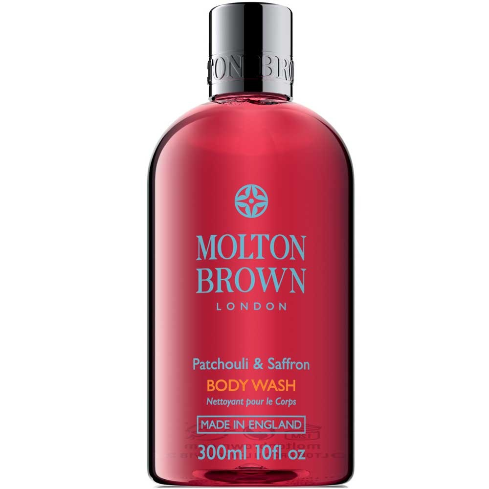 Molton Brown B&B Patchouli & Saffron Body Wash 300 ml