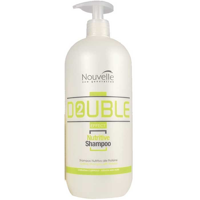 Nouvelle Double Effect Shampoo 1000 ml