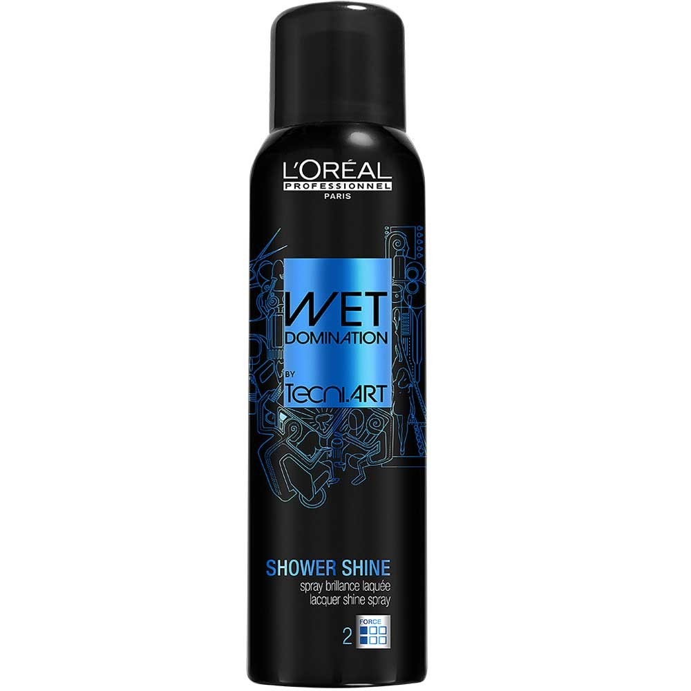 Loreal tecni.art Wet Domination Shower Shine 160 ml
