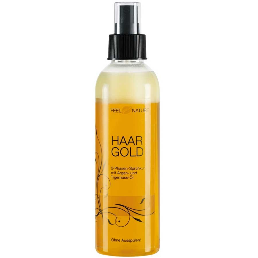 Feel Nature Haar Gold 2-Phasen Sprühkur 200 ml