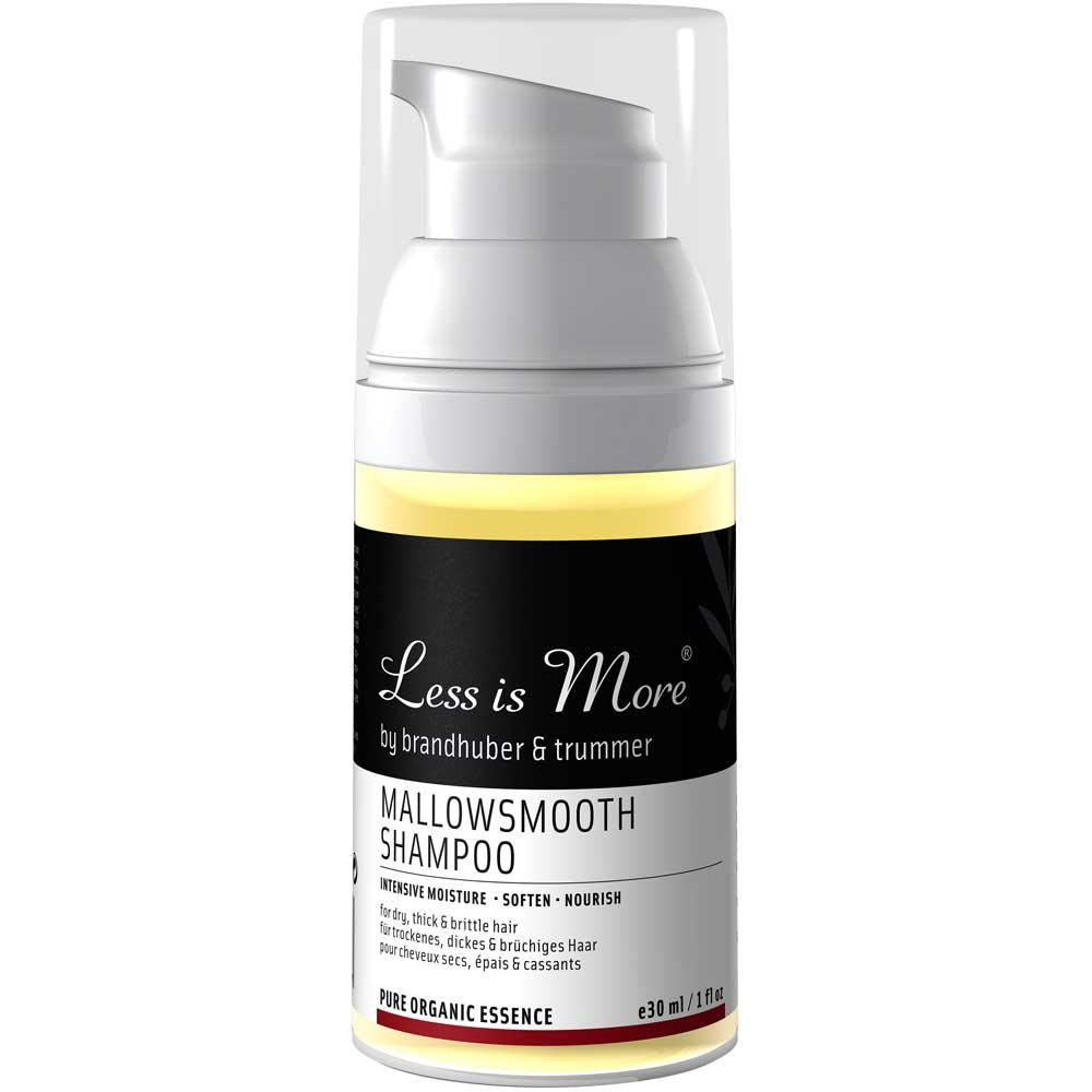 LESS IS MORE Mallowsmooth Shampoo 30 ml