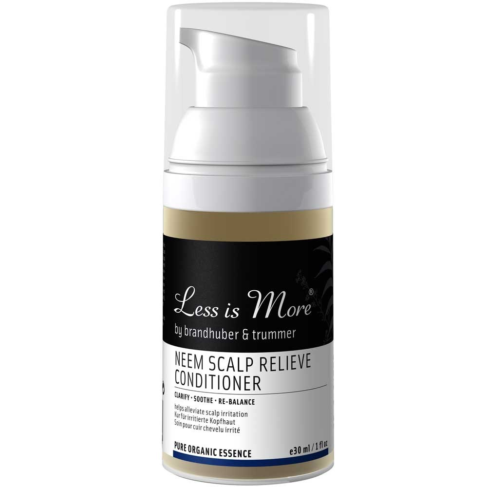 LESS IS MORE Neem Scalp Relieve Conditioner 30 ml