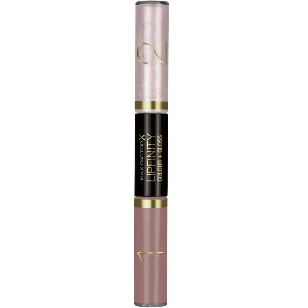 Max Factor Lipfinity Colour & Gloss 590 Glazed Caramel