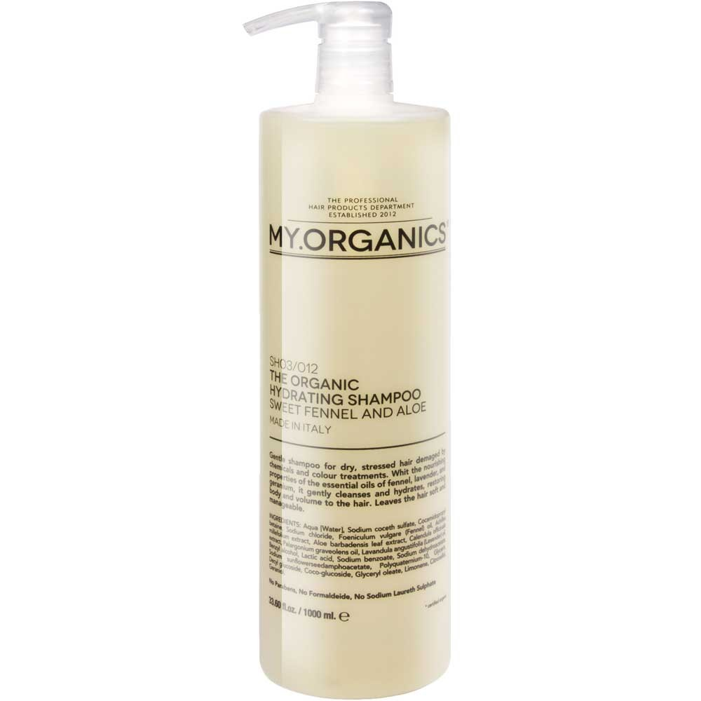 My.Organics My Hydrating Shampoo 1000 ml