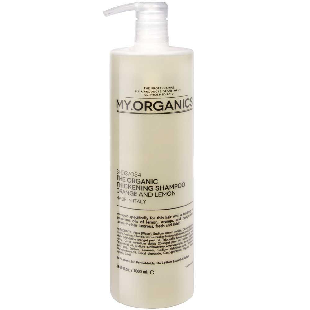 My.Organics My Thickening Shampoo 1000 ml