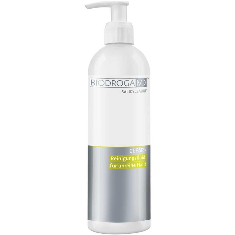 Biodroga MD Clear+ Reinigungsfluid 190 ml