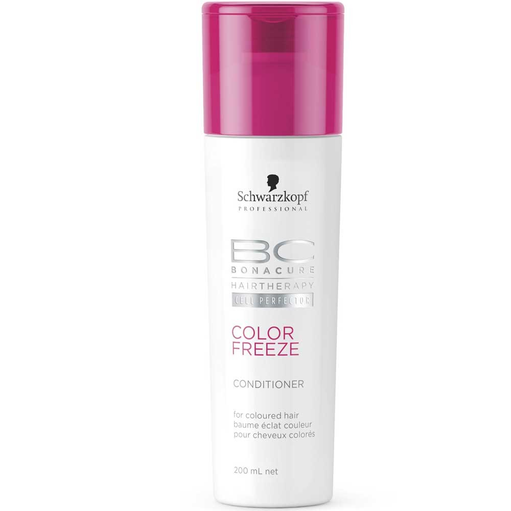 Schwarzkopf BC Bonacure Color Freeze Conditioner 200 ml