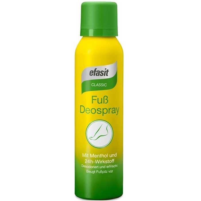 efasit CLASSIC Fuß Deo Spray 150 ml