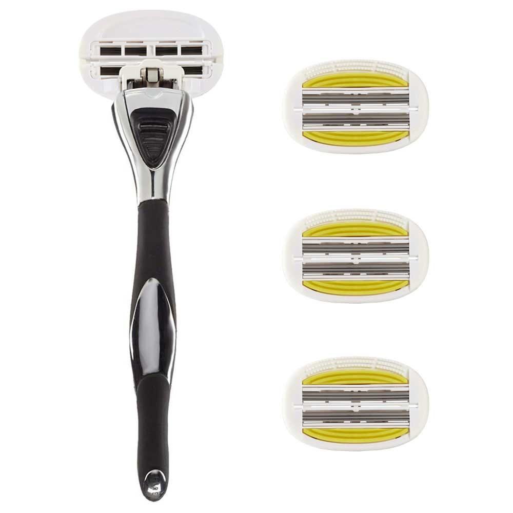 Shave-Lab Starter Set Fire Black P.L.6+ Women
