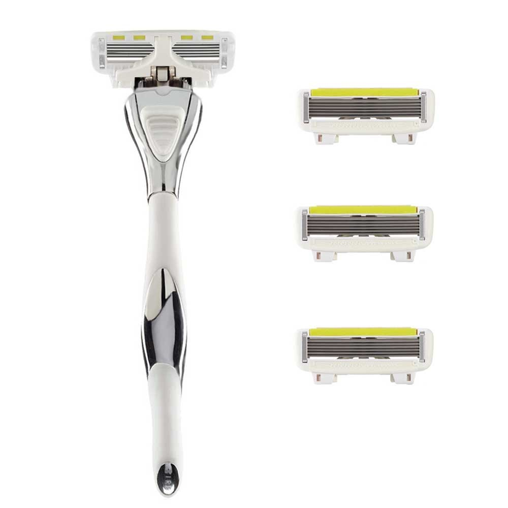 Shave-Lab Starter Set Fire White P.L.6 Women