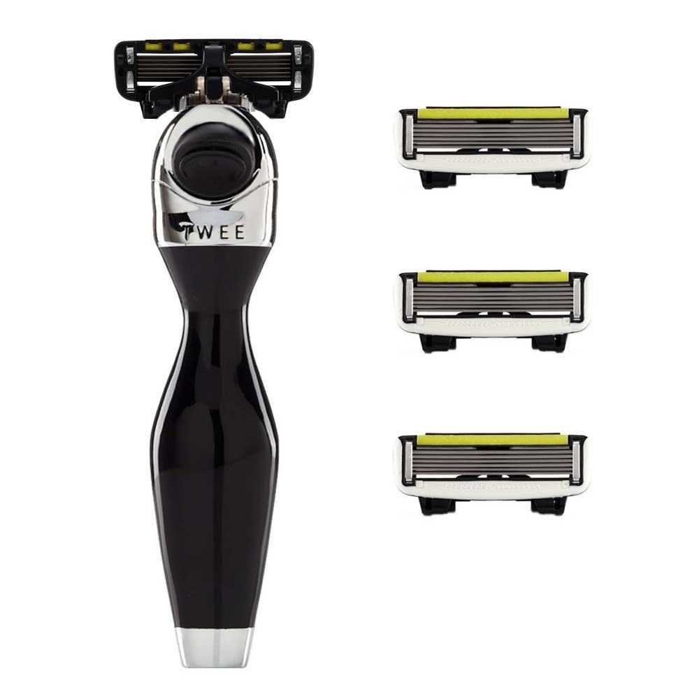 Shave-Lab Starter Set Twee Black P.6 Men