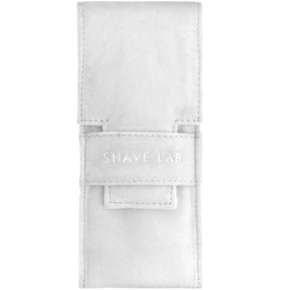 Shave-Lab Reiseetui White Silk-Velvet
