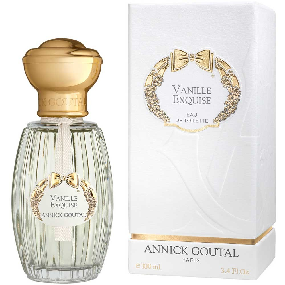 Annick Goutal Vanille Exquise Eau de Toilette (EdT) 100 ml
